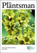Plantsman,RHS,hardiness zone. Image: ©RHS