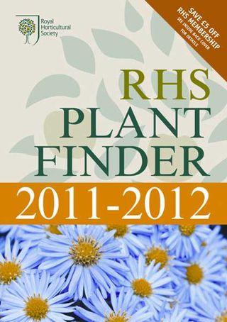 RHS,PlantFinder,2011/2012