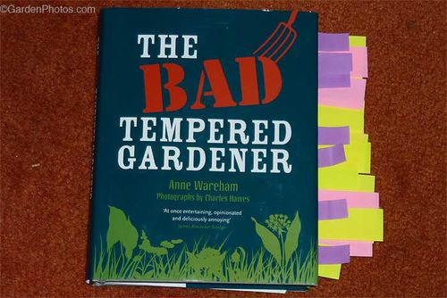 Bad Tempered Gardener,Anne Wareham,Charles Hawes,Veddw. Image ©GardenPhotos.com (all rights reserved)